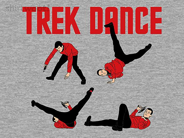 Woot!: Trek Dance