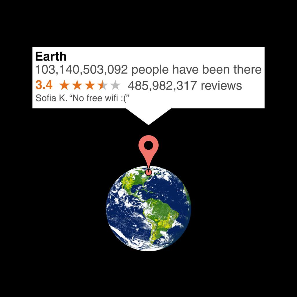 TeeTee: Earth reviews