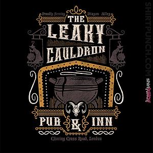 ShirtPunch: The Leaky Cauldron