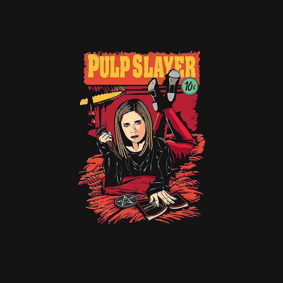 TeeFury: Pulp Slayer