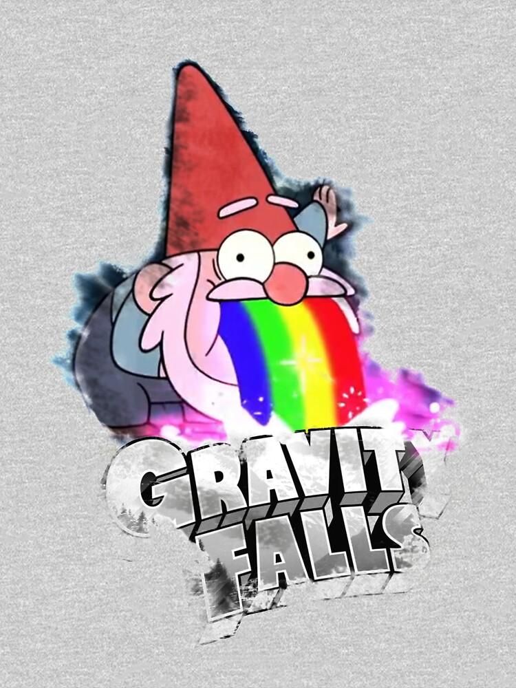 RedBubble: Gravity falls rainbow