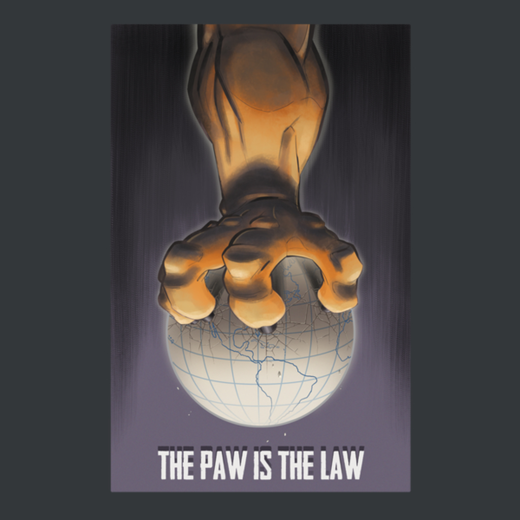 NeatoShop: The Paw is the Law