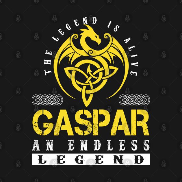 TeePublic: Legend is Alive GASPAR an Endless Legend
