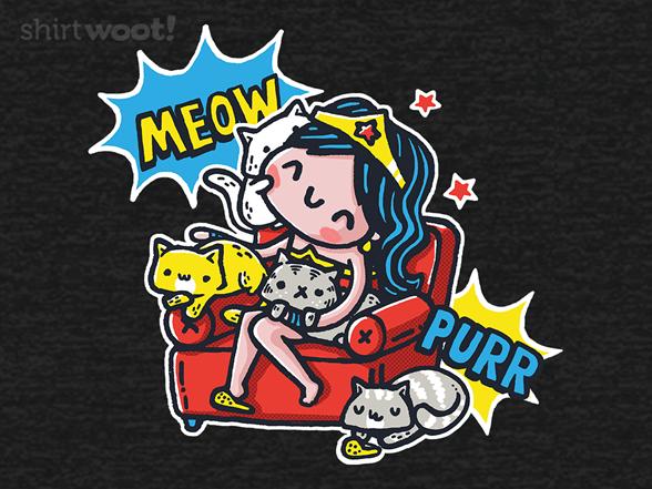 Woot!: Wonder Meows