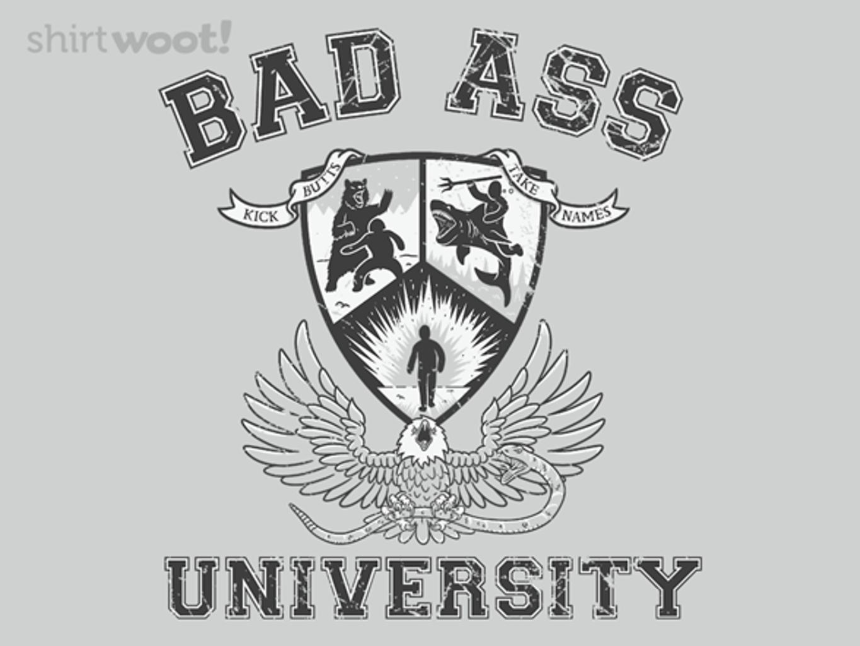 Woot!: BAU