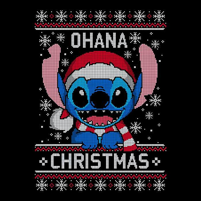 Once Upon a Tee: Ohana Christmas