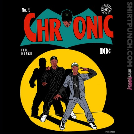 ShirtPunch: Chronic