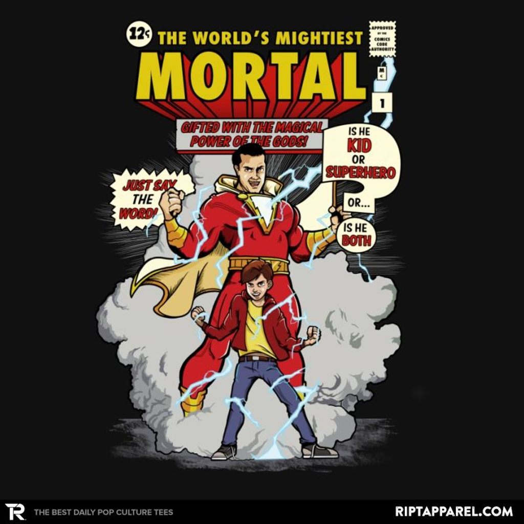 Ript: Word's Mightiest Mortal
