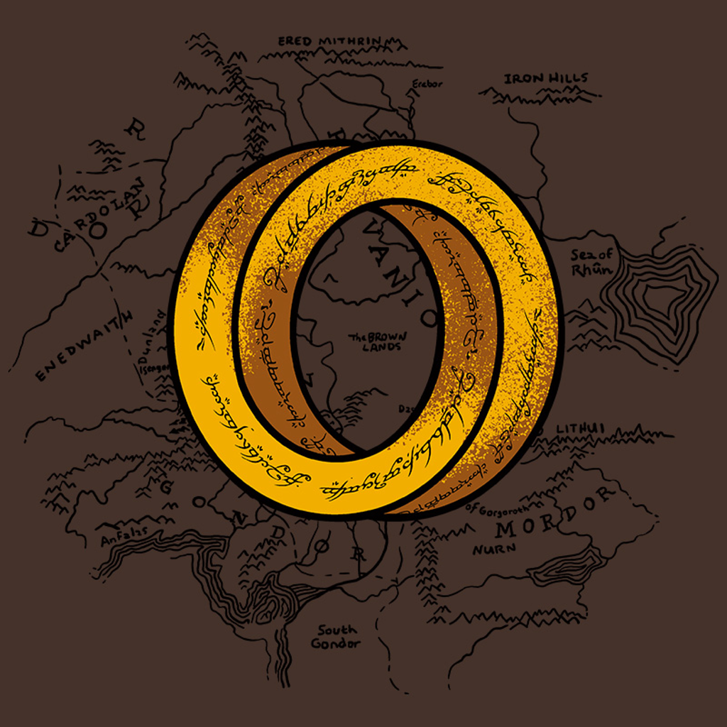 Pampling: One Impossible Ring
