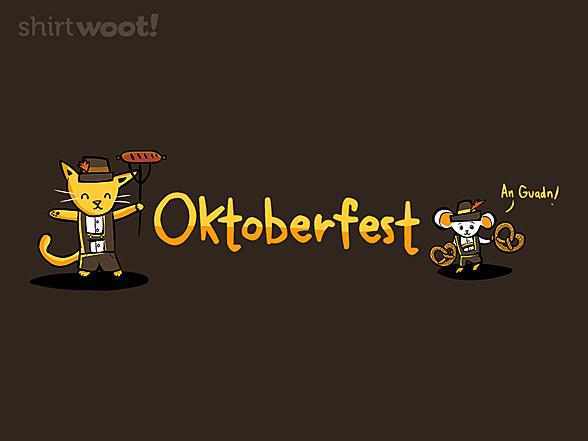 Woot!: Oktoberfest Fun