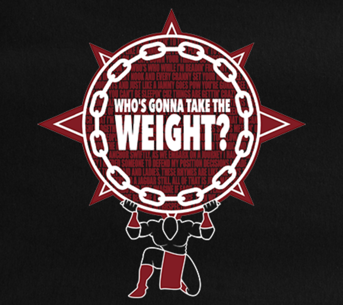 My Main Man Pat: Who's Gonna Take The Weight