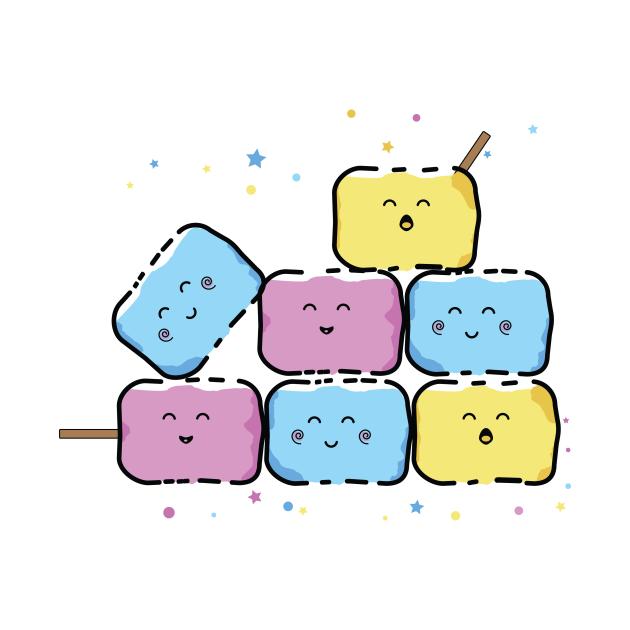 TeePublic: Cutest marshmellow
