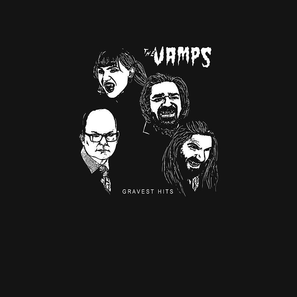 TeeFury: The Vamps