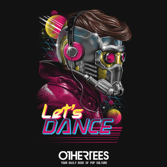 OtherTees: Dance Lord