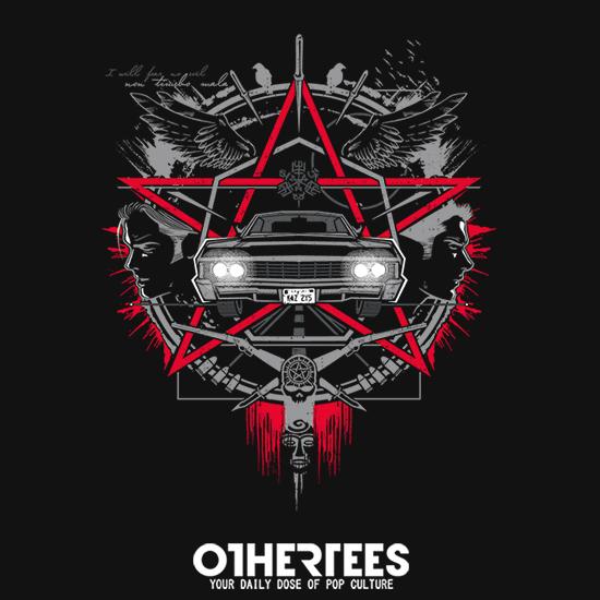 OtherTees: Non Timebo Mala