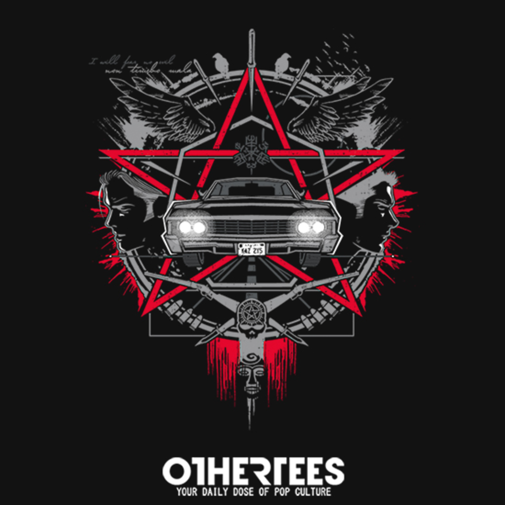 OtherTees: Non Timebo Mala