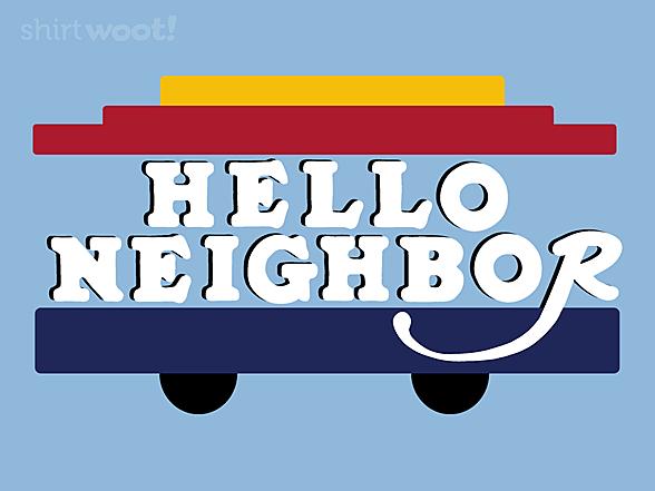 Woot!: Neighborhood Friends