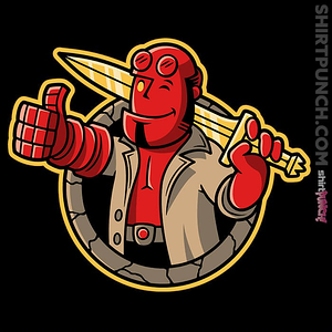 ShirtPunch: The Right Hand Of Approval