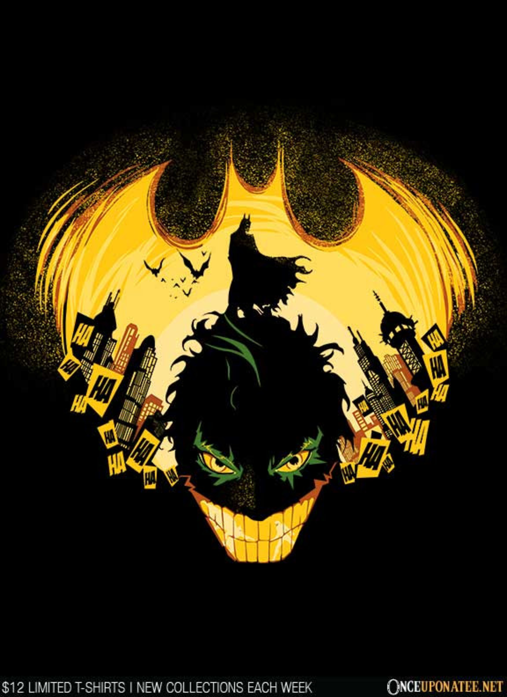 Once Upon a Tee: Dark Knightmare