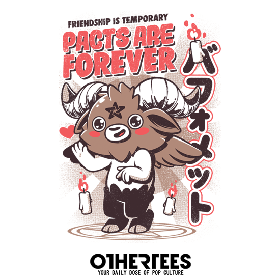 OtherTees: Pacts Are Forever