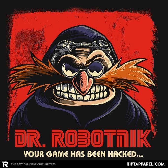 Ript: Mr Robotnik