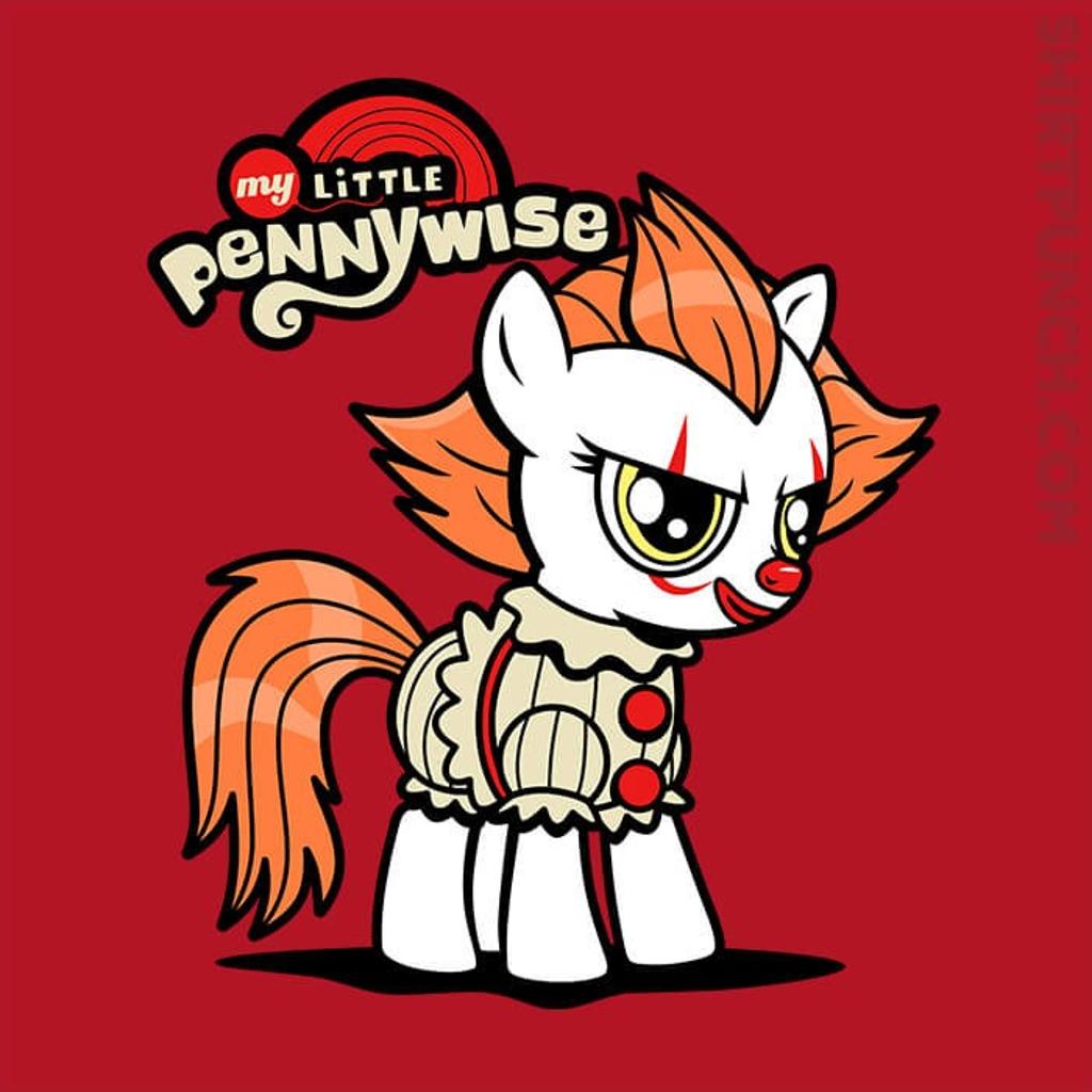 ShirtPunch: Demon Clown Pony
