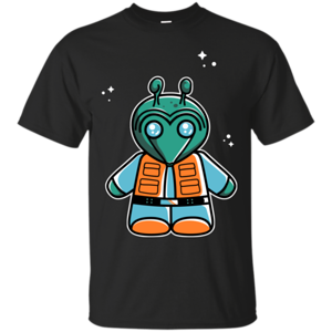 Pop-Up Tee: Greedo Cute