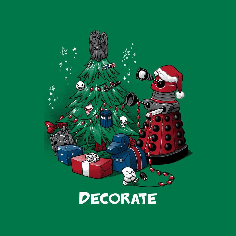 TeeFury: Decorate