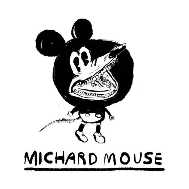 TeePublic: Michard Mouse