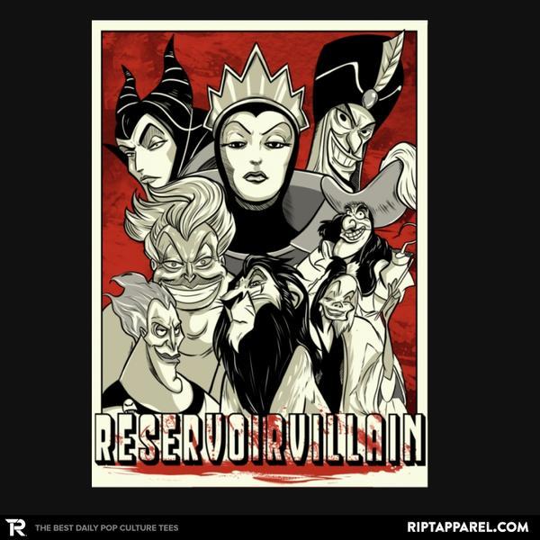 Ript: Reservoir Villain
