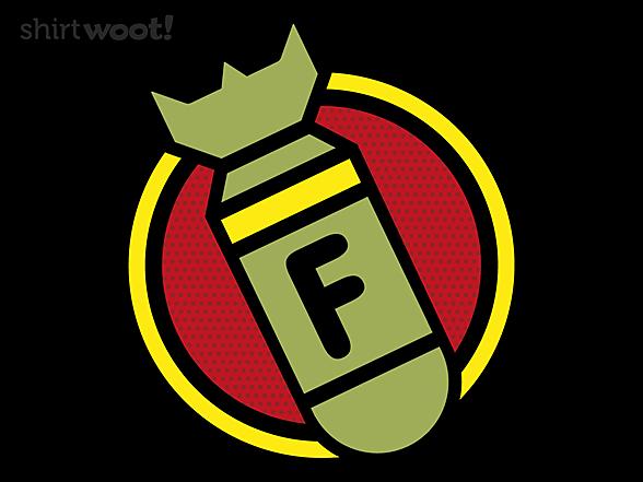 Woot!: F Bomb