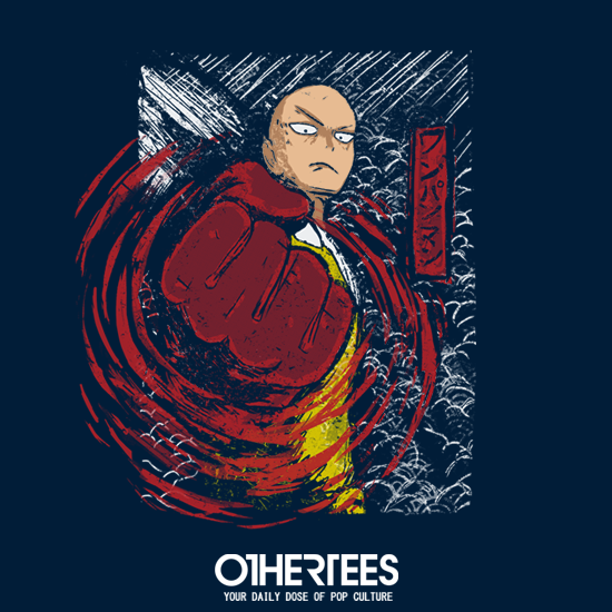 OtherTees: Japans Hero for fun