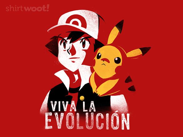 Woot!: Viva la Evolucion