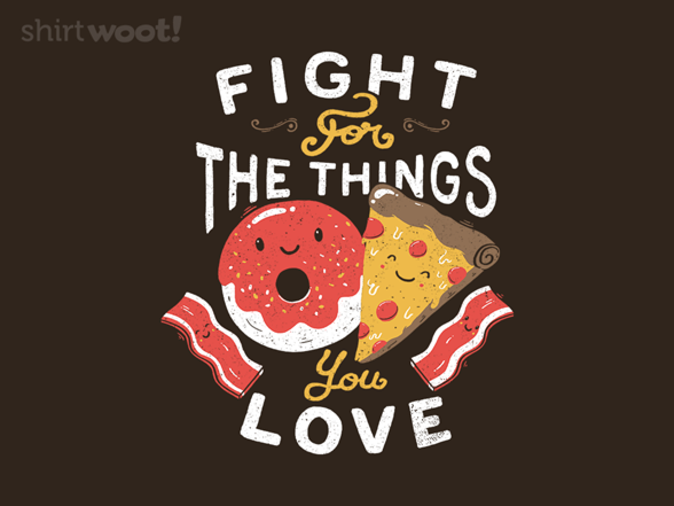 Woot!: Fight For What You Love