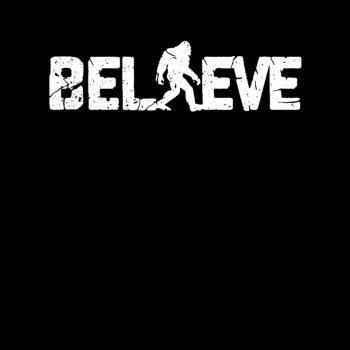 BustedTees: Believe Bigfoot