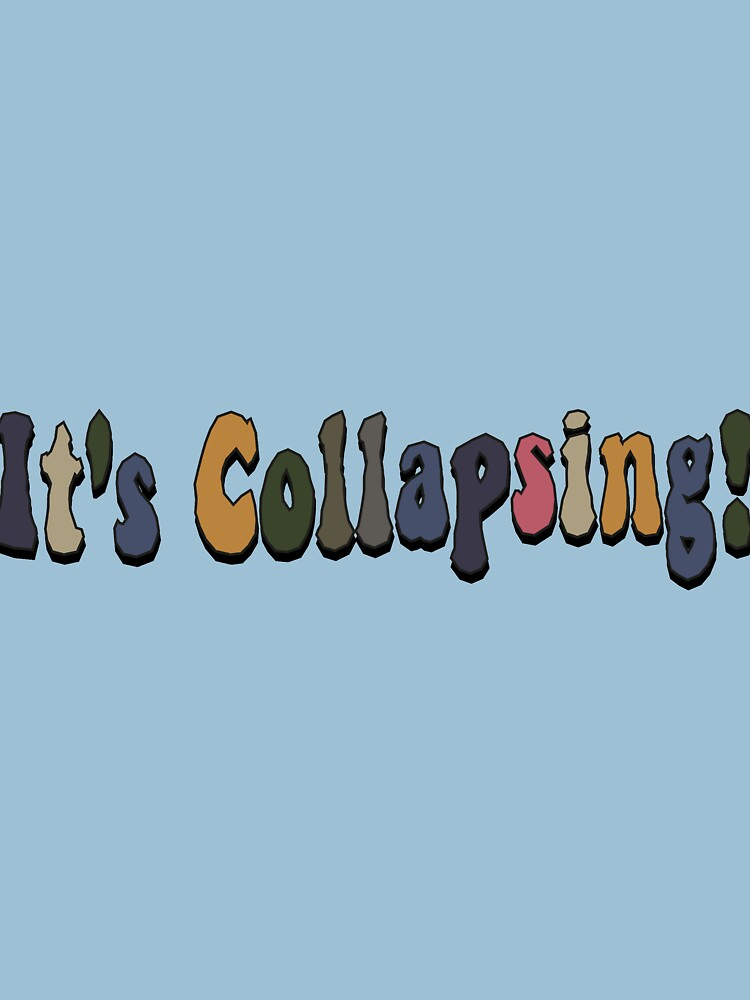 RedBubble: It's Collapsing! My Neighbor Totoro