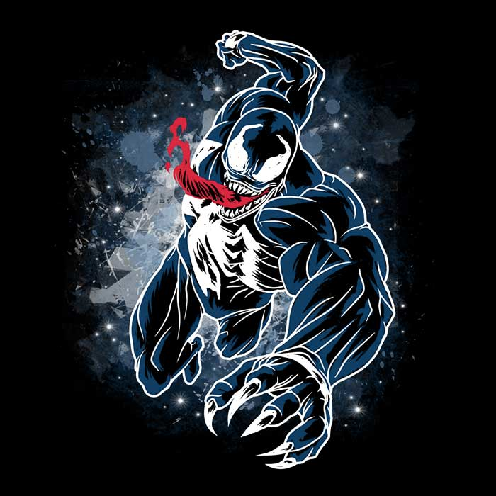 Once Upon a Tee: Inked Symbiote