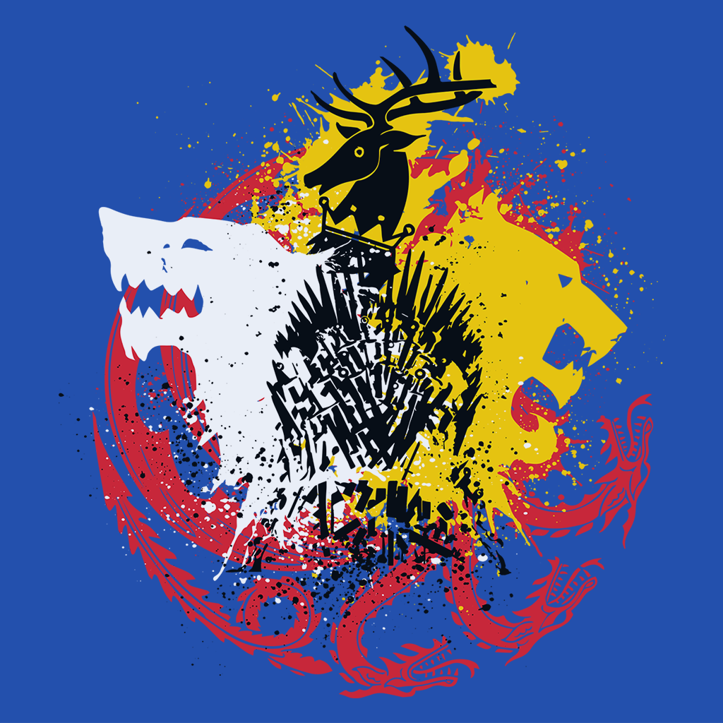 Pop-Up Tee: Game of Colors