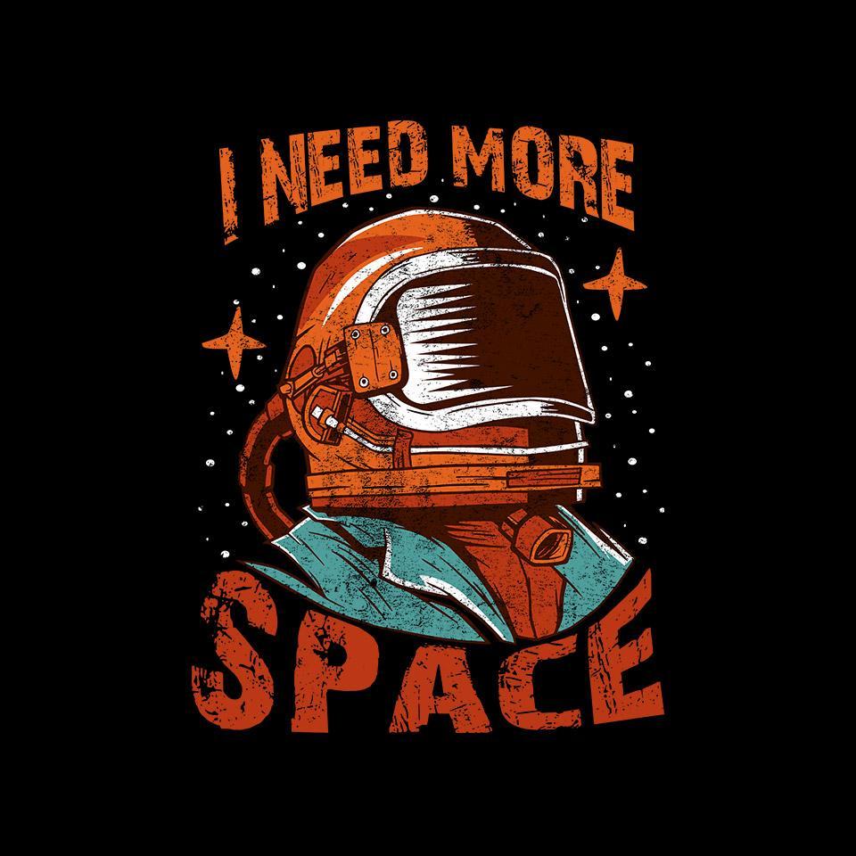 TeeFury: More Space