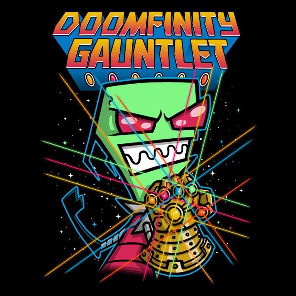 Once Upon a Tee: Doomfinity Gauntlet