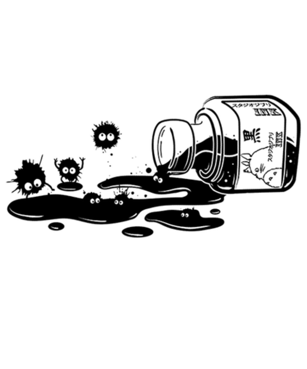 Qwertee: Ink Sprites