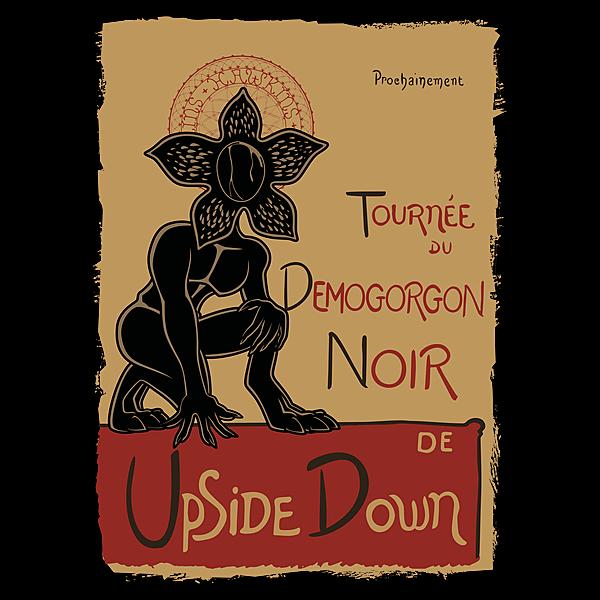 NeatoShop: Tournée du Demogorgon Noir