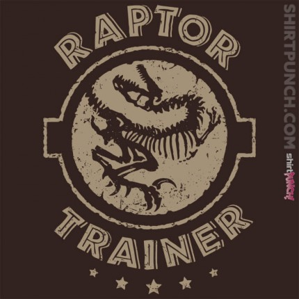 ShirtPunch: Raptor Trainer