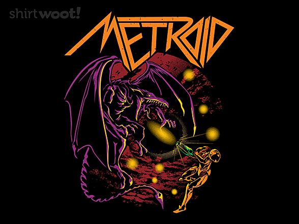 Woot!: Dark Space Dragon