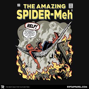 Ript: Spider-Meh
