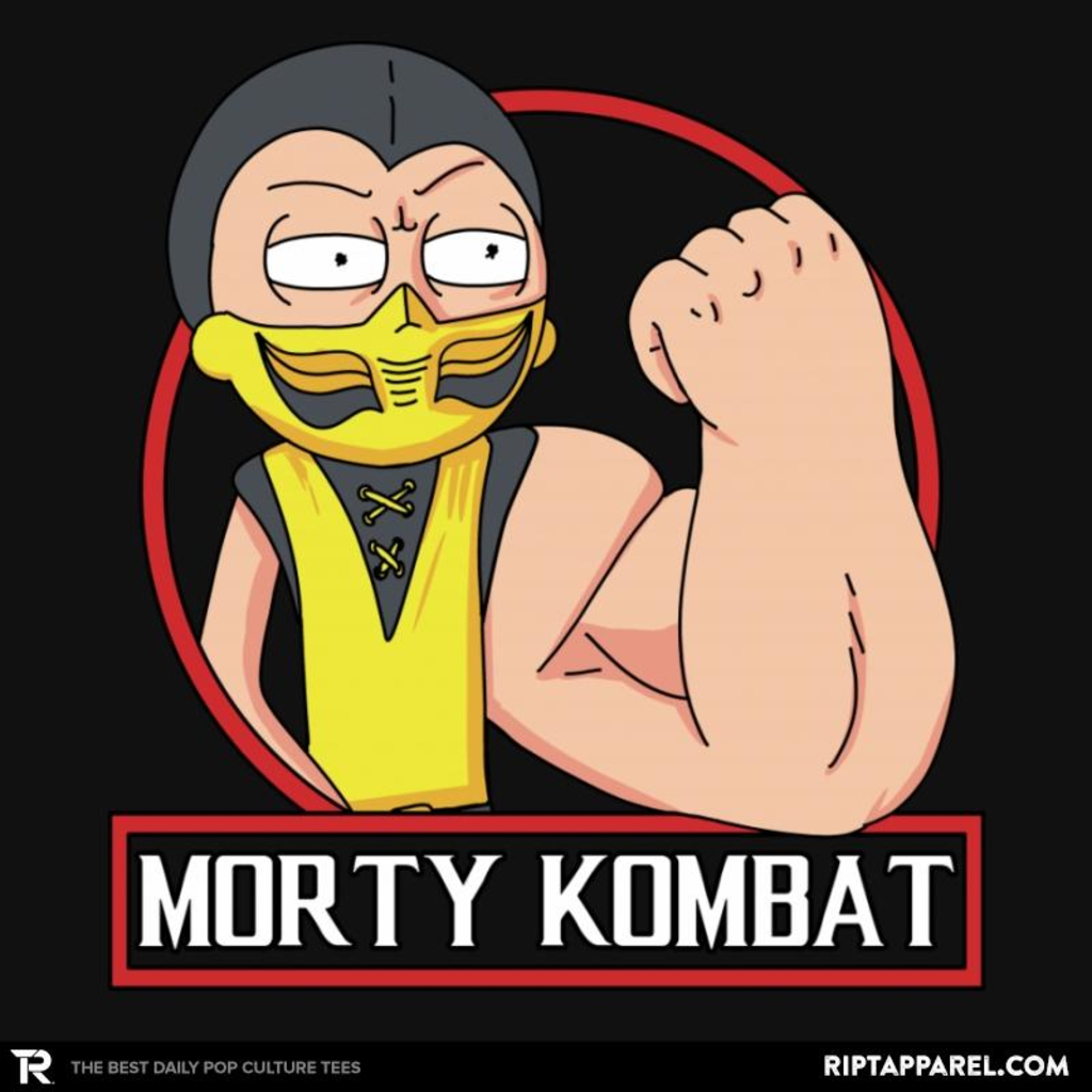 Ript: Morty Kombat