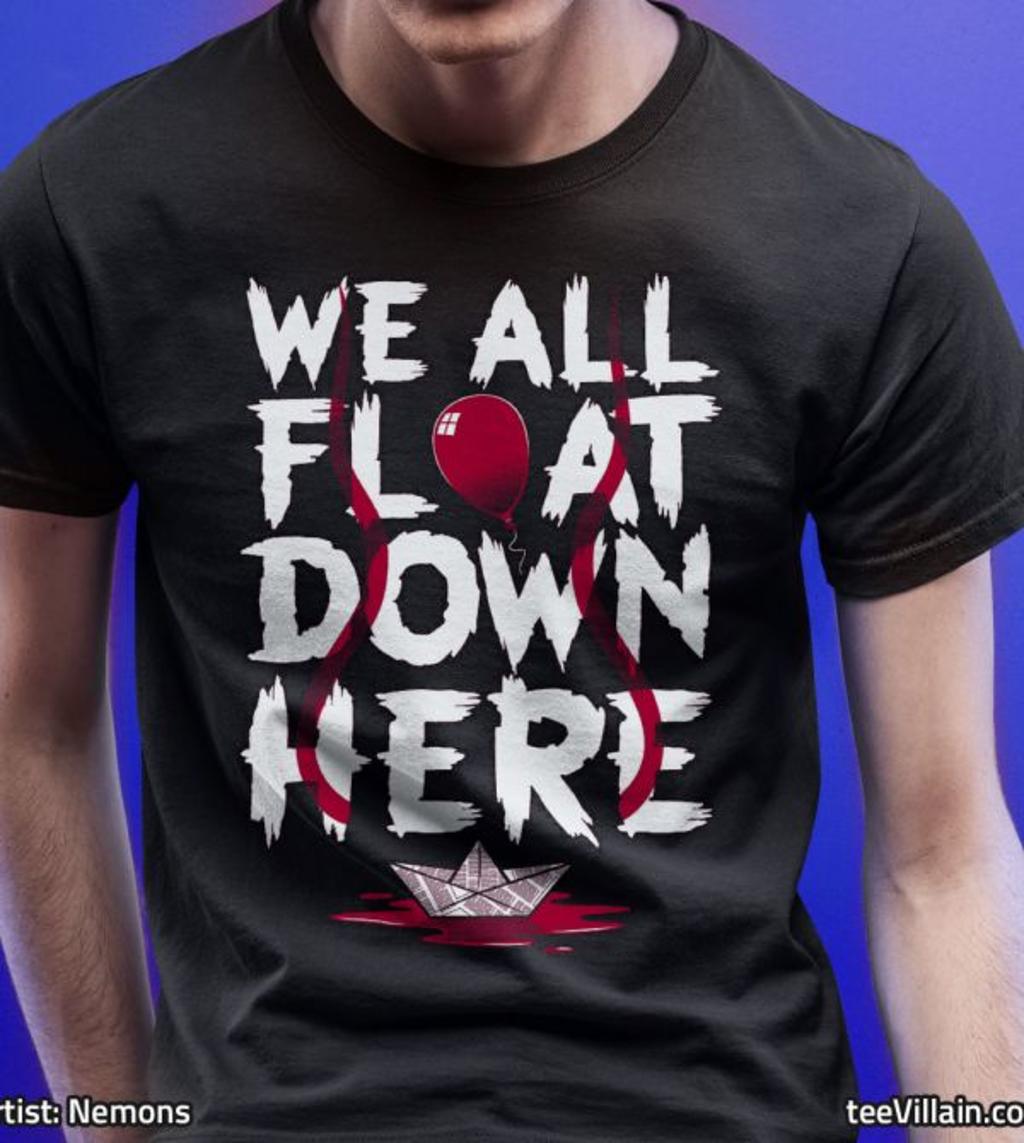 teeVillain: Down Here