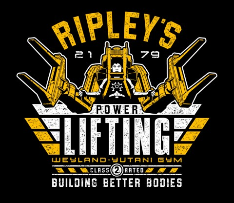 TeeFury: Building Better Bodies