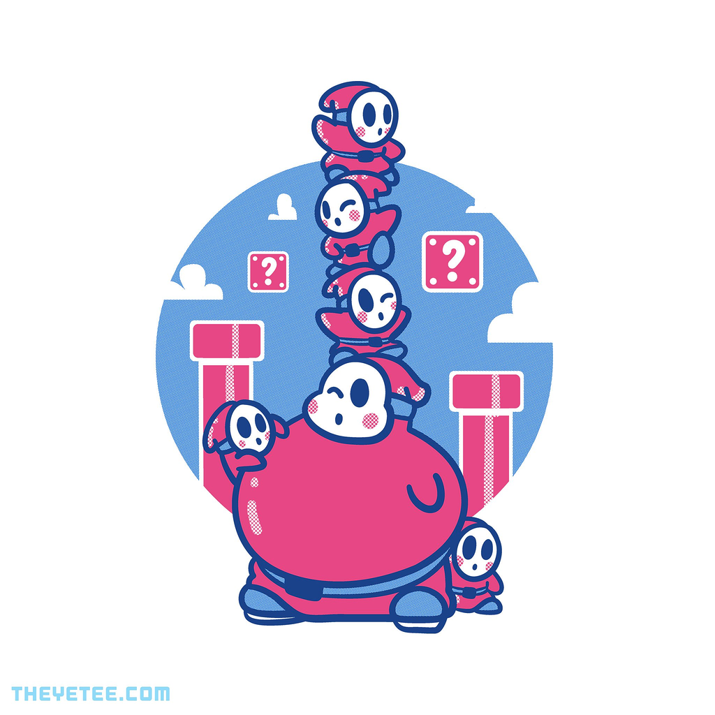 The Yetee: Tower Up