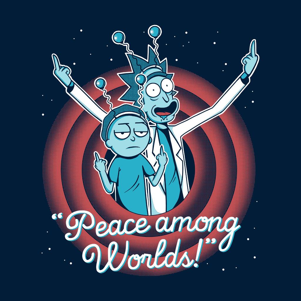 TeeTee: Peace Among Worlds